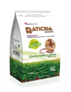 Raticida Cebo Fresco 150 g...
