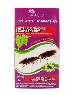 Gel Anticucarachas