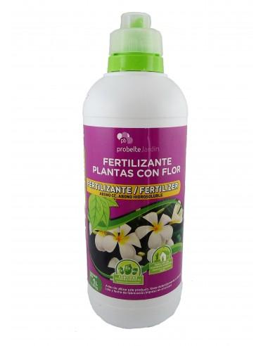 Fertilizante Plantas Con Flor 1 L